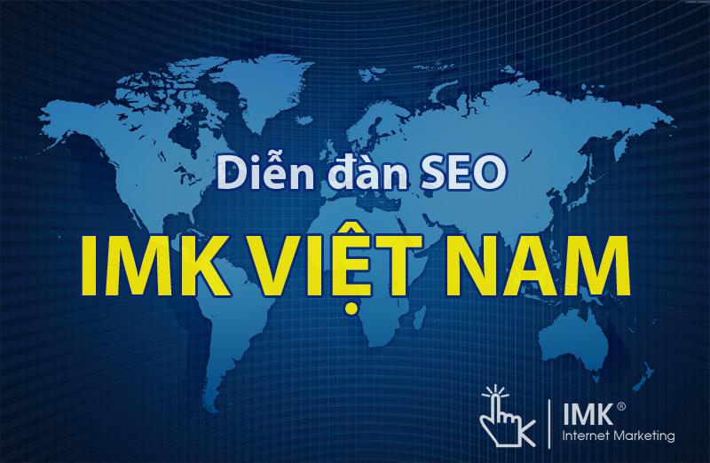 Diễn đàn SEO - Forum SEO - Cộng đồng SEO Việt Nam