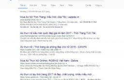 Website thời trang cần báo giá SEO gấp?